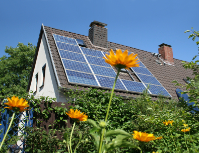 solar panel residential installation