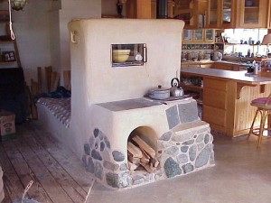 mass rocket stove