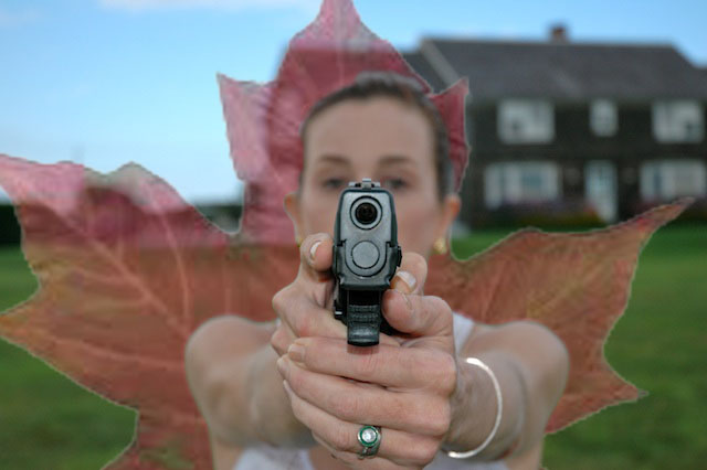 Myths about Canadian Gun Control