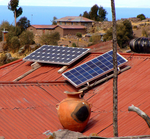 Solar Power Peru Rooftops