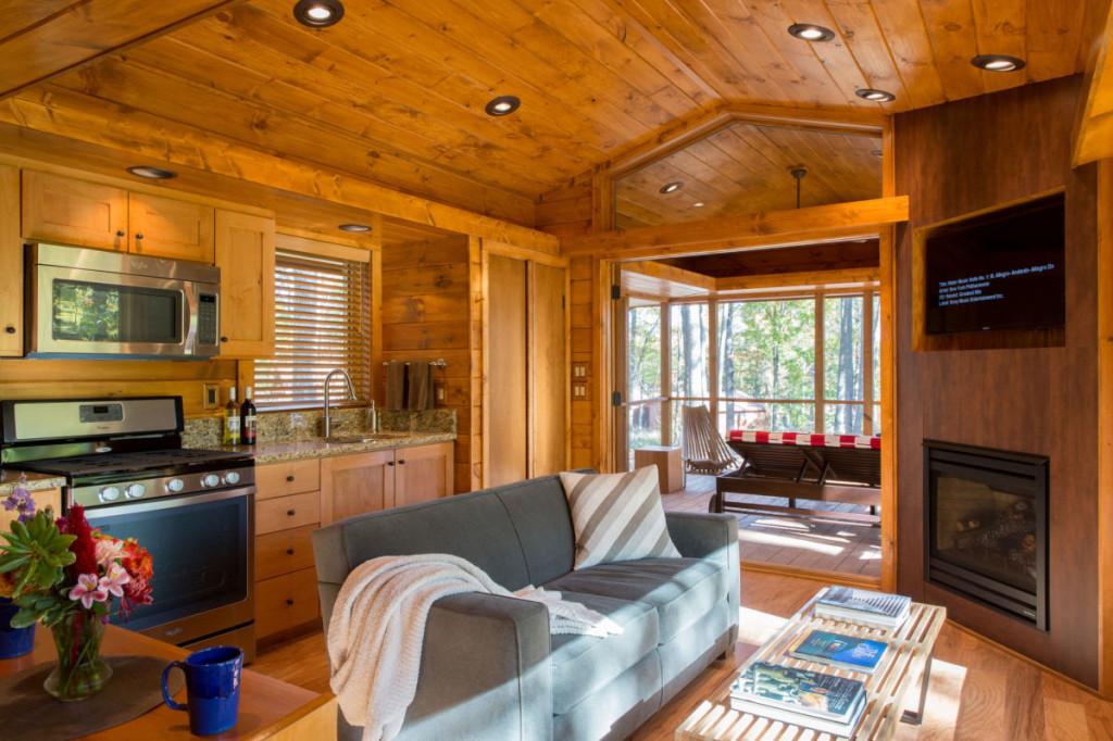 Living-Area-Escape-Cabin