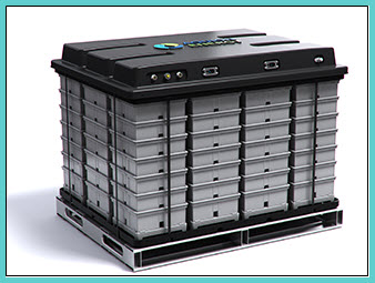 M100 Battery Module
