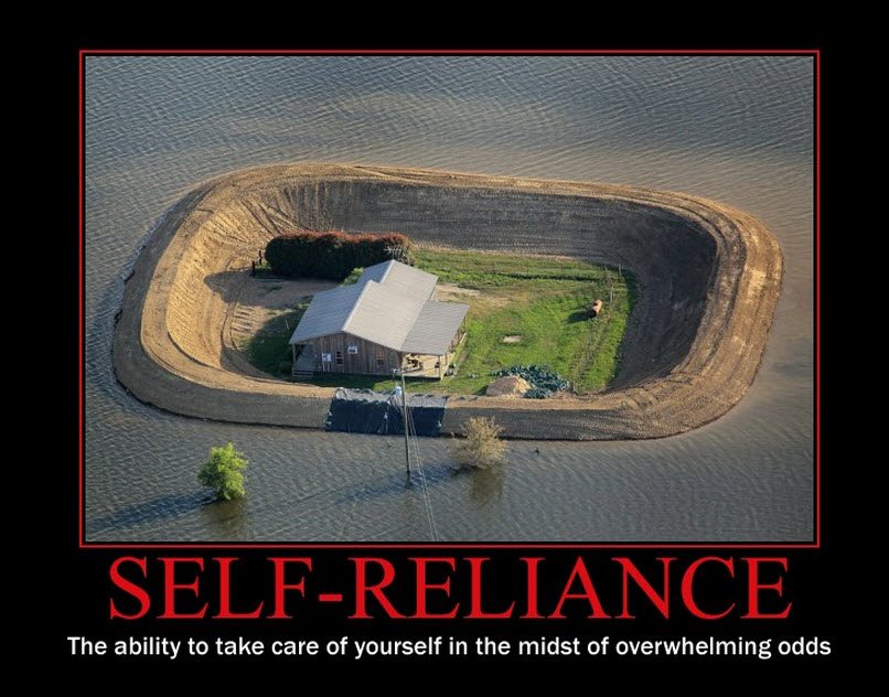Self Reliance Visually Defined Canadian Off The Grid