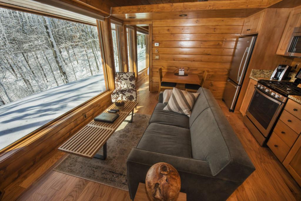 Window Wall ESCAPE Cabin