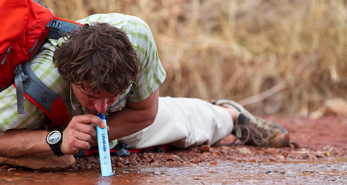 LifeStraw Water Filtration