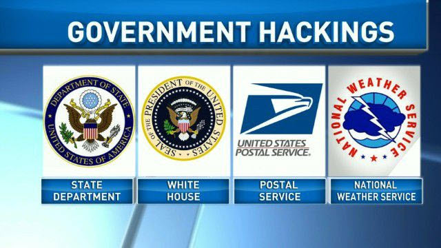 US Government Hacked