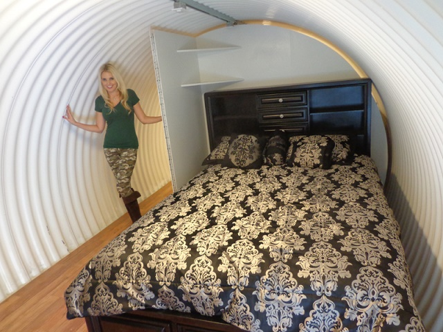 Underground Survival Shelters Canadian Off The Grid