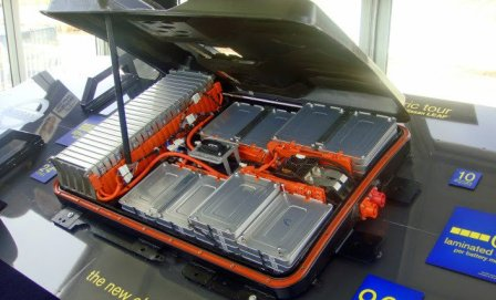 Nissan Leaf Battery Pack