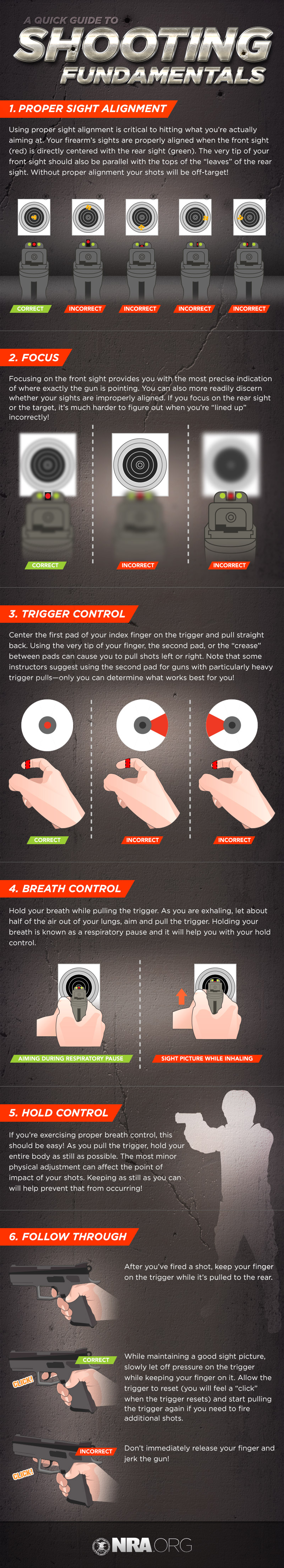 Quick Guide Shooting Fundamentals